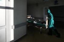 Russia reports over 24,800 daily COVID-19 cases — crisis center