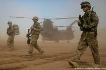 Военные США покинут Афганистан к концу лета