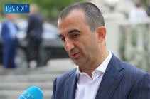 Mayor of Armenia's Meghri resigns