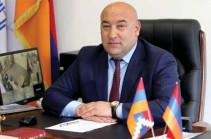 Armenia's Kajaran mayor arrested for two months