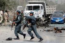 В Афганистане четверо полицейских погибли в столкновениях с талибами