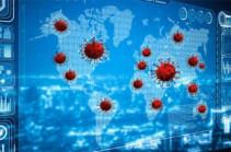 Число заражений COVID-19 в мире превысило 186 млн - университет Хопкинса