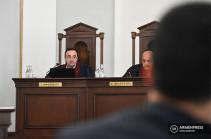 Конституционный суд отклонил второе ходатайство Грайра Товмасяна о приглашении Армена Саркисяна в КС