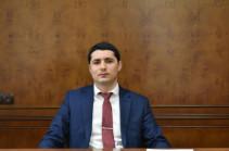 Аргишти Кярамян сегодня будет назначен председателем Следственного комитета