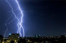 Lightning strike kills 11 taking selfies in India