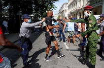 Cuba protests: Thousands rally against government as economy struggles