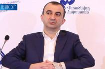 Мэр Мегри Мхитар Закарян арестован на два месяца – адвокат
