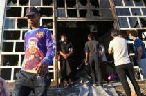 Iraq hospital blaze kills more than 60