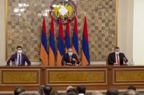 Жду от Следственного комитета более эффективных и более решительных действий – Никол Пашинян