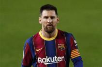 Месси согласился на понижение зарплаты в «Барселоне» на 50%