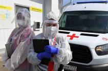 Ռուսաստանում մեկ օրում հայտնաբերվել է կորոնավիրուսային վարակի 25 293 դեպք
