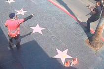 В Голливуде полицейский застрелил вооруженного мужчину