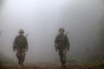 Մառախուղի պատճառով կորած ՀՀ ԶՈՒ զինծառայողի և վարորդի որոնողական աշխատանքները շարունակվում են
