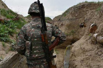 Soldier killed by careless shot of fellow serviceman in Armenia