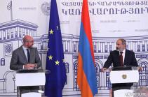 Azerbaijan plans to provoke new military clashes on Armenian-Azerbaijani border – Nikol Pashinyan