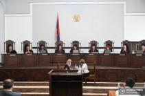Конституционный суд Армении признал действительными результаты досрочных выборов в парламент
