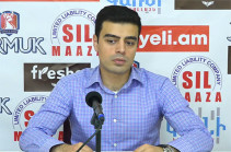 With its ruling Armenia's CC disrupted protection of democracy in Armenia - Homeland party spokesperson
