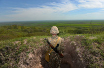 Situation on Armenian-Azerbaijani border calm as of now – Armed Forces official