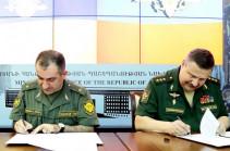 Staff talks of Armenian, Russian Armed Forces summed up