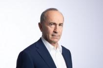 Armenia's second president Robert Kocharyan not to accept parliamentary mandate