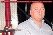 Yeraskh community head wounded during shootout