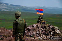 Azeri forces shelled Armenian positions till 2 a.m. July 20