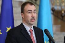EU deeply worried with developments on Armenian-Azerbaijani border. EU Special Representative