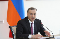 Armenia to use its entire military-political toolkit - Acting FM meets diplomats accredited in Armenia