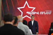 """I Have Honor"" bloc to take parliamentary mandates"