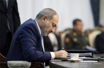 Armenia's deputy DM Suren Sahakyan relieved from post