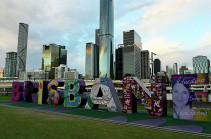 Australia's Brisbane selected to host 2032 Summer Olympic Games