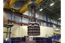 Лучшие специалисты атомной отрасли приступили к отжигу корпуса реактора Армянской АЭС
