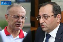 "Ex-minister of defense Seyran Ohanyan to head ""Armenia"" bloc's parliamentary faction"