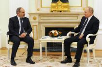 Тигран Абрамян: В официальном сообщении о телефонном разговоре Пашинян – Путин нет ничего о ситуации на границах