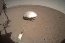 Nasa probe determines Mars' internal structure