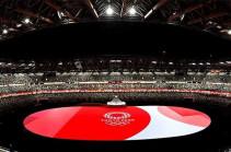 Մեկնարկել է Տոկիոյի Օլիմպիական խաղերի բացման արարողությունը (Տեսանյութ)