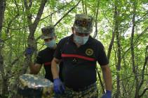 Վարանդայի շրջանում հայտնաբերվել է անհետ կորած համարվող 4 զինծառայողի դի