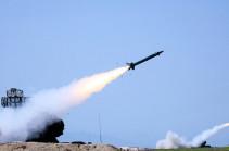Armenia MOD: Armenian Air-Defense Forces prevent attempt of intrusion of Azeri drone on Armenian territory