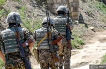Раненый в результате обстрела ВС Азербайджана в Гегеркунике военнослужащий пришел в сознание