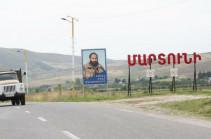 Житель Мартуни взят в плен азербайджанскими военными: ведутся переговоры для его возвращения