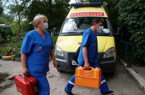 Russia records 23,032 new daily coronavirus cases, the lowest number since June 30