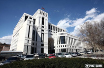 In response to use of force by Azerbaijan, Armenia to use all its military-political tools in accordance with international law: Armenia MFA