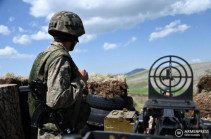 Azerbaijani forces thrown back to starting positions suffering losses - Armenia MOD