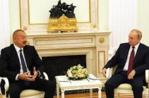 Баку поддержал инициативу России о применении режима перемирия на границе с Арменией с 10:00