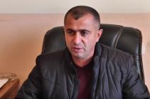 Руководителя общины Сотк вызвали в СНБ, чтобы задать несколько вопросов