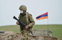 Число раненых армянских военнослужащих выросло до пяти