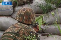 Situation on Armenian-Azerbaijani border stable, ceasefire observed - Armenia MOD