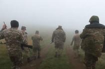 Armenian serviceman wounded during shootout in Gegharkunik section of Armenian-Azerbaijani border