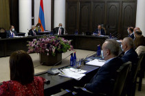 Armenia's Acting PM offers deploying strongpoints of Russian border guards along entire Armenian-Azerbaijani border