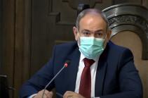 Пашинян предложил разместить опорные пункты пограничников России по всей протяженности армяно-азербайджанской границы